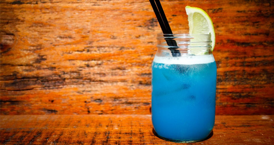 Blue Daiquiri