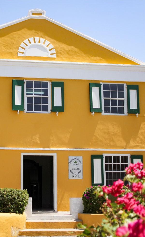 Curaçao Liqueur Distillery
