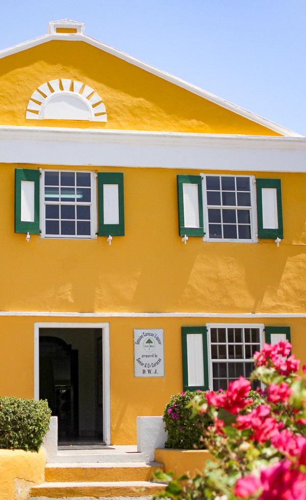The Curacao Liqueur Distillery
