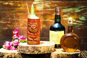 Tiki Cocktail 3
