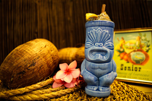 Tiki Cocktail 1