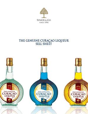 Senior's Curaçao Liqueurs