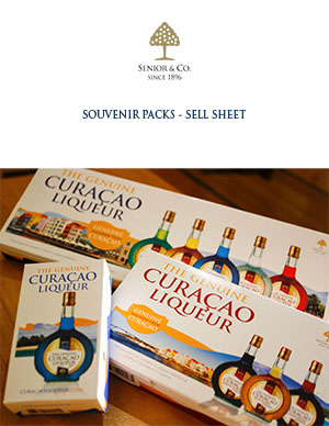 Senior Liqueur Souvenir Packs
