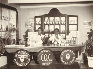 Store at Distillery in Curaçao