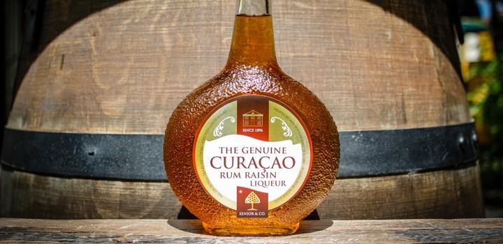 Rasenchi Curaçao - Rum Raisin