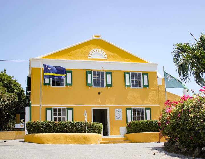 A visit to the small scale Curaçao Liqueur Distillery is a journey through local history.