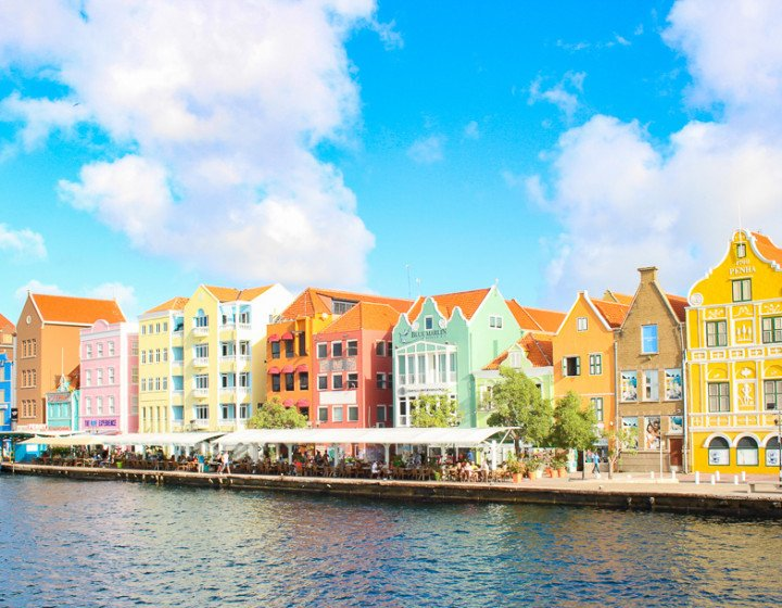 The Blue Curacao Experience