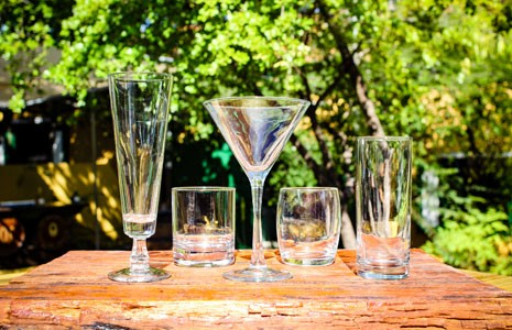 5 Essential Cocktail Glasses for Your Home Bar